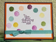 Stylin' Stampin' INKspiration: Quick & Easy Cards