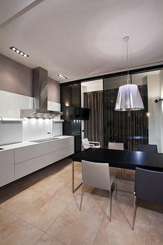 Minimalistic Apartment In Moscow // Arma Design Studio   Afflante.com