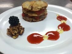 Plating with Sauces