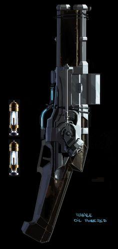 Corvo's gun
