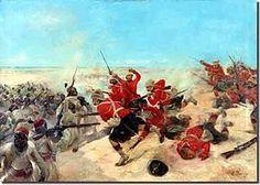 Die beiden Protagonisten des Romans, Gilbert Lovell und Alan Pinter, waren in der Schlacht von Tel-el-Kebir. Alan Pinter erblindete bei einem Unfall an einem der Geschütze der britischen Armee.