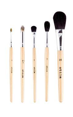 Stila Makeup Brush Set.