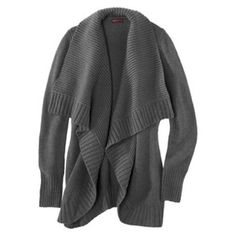 Merona® Women's Chunky Cardigan Sweater - Assorted Colors click image to zoom