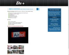 Deepak Advertising is a outdoor marketing company. in Mumbai, India
