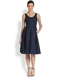Philosophy Neoprene A-Line Dress