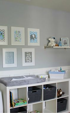 Nursery ● Décor