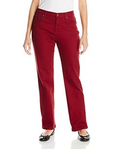 ** Super Saver ** Lee Women's Relaxed Fit Straight Jean