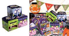 Inspiradas en vampiros, brujas y monstruos, las cajas Monsterbox de Fini Golosinas llegan para celebrar la noche más terrorífica del año, Halloween