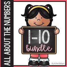 Numbers 1-10 Activities Bundle - These activities are designed to help your preschool and Kindergarten classroom or homeschool students learn about the numbers one through ten! They are great for Number of the Week, introducing numbers, teaching number sense, and more! Each individual pack has 19 pages. As a special bonus, I've included three pages for the number zero and a 0-10 tracing page that you can only get as part of the bundle! Click through to see all that's included!