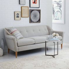 New year. New you. New sofa. West Elm Vancouver