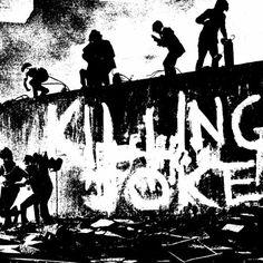 """Killing Joke""  ***  Killing Joke  (1980)"