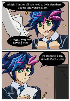 Yusaku preparing for his day view Pt. 1
