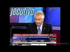 En CNN Chile una muy buena entrevista en profundidad al Dr. Enrique Paris en relación a los aspectos científicos y políticos de la Ley que suprime el Timerosal (mercurio). El Dr. Paris actualmente es presidente del Colegio Médico de Chile, Director del Centro Toxicológico CITUC y destacado Pediatra y Toxicólogo
