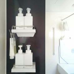 子供がいても諦めない!シンプルなお風呂をつくる収納アイデア|LIMIA (リミア)