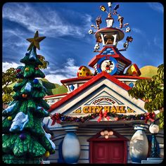 Toon Town!