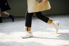 Paris Women's Fashion Week Spring/Summer 2015 Street Style Report – Part 3