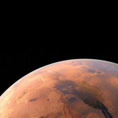 Revelan por qué Marte es de color rojo - La Gaceta