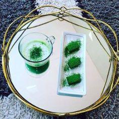 Matcha Chocolate and Green tea Latte by kenko Tea