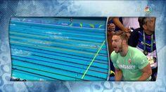 "NBC Olympics - Having someone who loves you & motivates you the way Katinka Hosszu's husband supports her. 💗"""