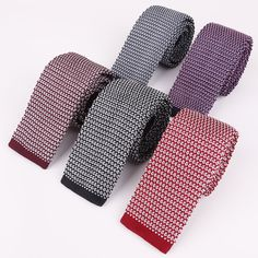 Find More Ties & Handkerchiefs Information about Mantieqingway Knit Tie for Wedding New Fashion Brand Ties for Men Suit Knitting Necktie Slim 5cm Gravata Formal Business Bowtie,High Quality ties for wedding,China knitted tie Suppliers, Cheap knitted ties fashion from Elly Trade Co,.LED on Aliexpress.com