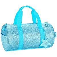 Bixbee Turquoise Sparkalicious Handbag (Small Duffle Bag) www.mamadoo.com.au #mamadoo #bags #wallets