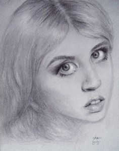 Allison Harvard   #model #art #illustration #drawing #allisonharvard
