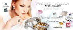Visit uour booth no. S10574 at JCK Las Vegas