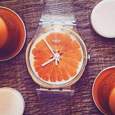 Swatch VITAMINE BOOST ©jswatches