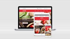 Kurumsal beslenme / toplu yemek üretimi konusunda faaliyet gösteren Mutfak Elibol için, bütün cihazlara uyumlu (responsive) bir web sitesi yaptık.