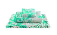 Kas 70% Off Kas Willow Teal Bath Towels