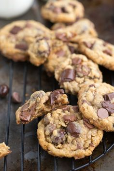 These 2 secret ingredients make for the BEST EVER bakery-style cookies!