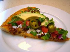 Southern Mom Loves: Taco Supreme Pizza Recipe
