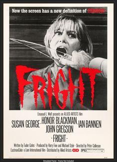 Susan George Actress, John Gregson, English Horror, Lions International, Artist Film, Film Posters, Vintage Movies, Horror Movies, Thriller