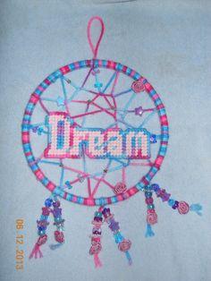 Neon Dream Catcher Crochet Pattern 6 25 This Says