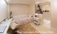 Lá no site http://www.construindominhacasaclean.com/ Tem várias ideias maravilhosas para quartos de crianças.