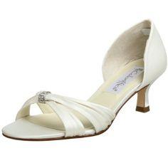 Kitten heal, ivory Amazon.com: Coloriffics Women's Fantasy Sandal: Shoes