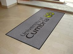 """""""Very satisfied with the end product and the service has been excellent. The mats are easy to clean and maintain"""".  Gemma Lord 