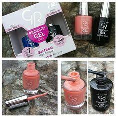 Gia Makeup Blog: Golden Rose Prodigy Gel Duo