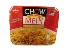 Nissin Chow Mein Q&E Chicken, 4-Ounce Units (Pack of 8) - http://satehut.com/nissin-chow-mein-qe-chicken-4-ounce-units-pack-of-8/
