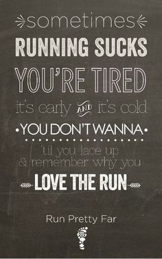basically every winter run