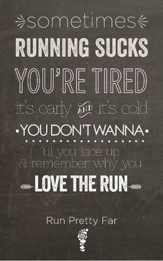 basically every winter run