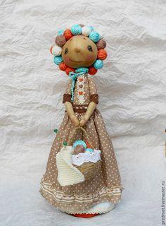 Коллекционные куклы ручной работы. Люблю вязать. Дана Свистунова. Интернет-магазин Ярмарка Мастеров. Вязание, любимое хобби, синтепух
