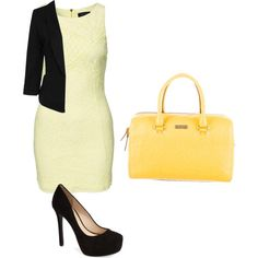 her legend by mirjam-brynne on Polyvore featuring moda, New Look, Boohoo, Jessica Simpson and Kate Spade