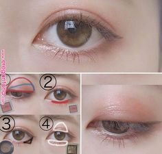 #KoreanMakeupLook | Korean Makeup Look in 2019 | Pinterest | Makeup, Eye Makeup and Makeup looks « エレガントな