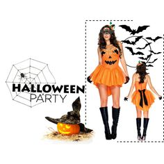 Make trick or treating spooky but still looking lovely for this memorable halloween party. | Lookbook Store Outfit Ideas