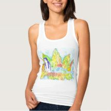 Shop Summer Mermaid Cute Women's Tank Top White created by NicePuns. Personalize it with photos & text or purchase as is! Mermaid Tank Top, Mermaid Shirt, Mermaid Gifts, Cute Mermaid, Cute Woman, Summer Of Love, Racerback Tank Top, Tank Tops, How To Wear