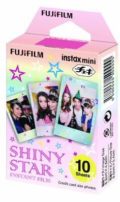 Fuji Instax Shiny Star Instant Mini Film - 10 Prints Fujifilm http://www.amazon.com/dp/B00G925LB6/ref=cm_sw_r_pi_dp_.xlgvb1QJJZ9C