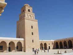 Kairouan, Grote Moskee