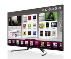 LG announces two Google TVs to come in 2013