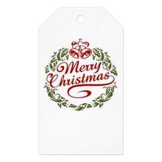 Christmas Present Tag - Xmas ChristmasEve Christmas Eve Christmas merry xmas family kids gifts holidays Santa
